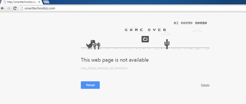 Google Chrome hidden gam